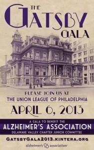 Gatsby Gala Flyer